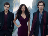 The Vampire Diaries season 1 cast