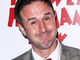 David Arquette at the opening night of the 'Pee- Wee Herman Show'