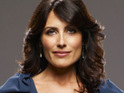Lisa Edelstein admits that she likes fans being so passionate about her love triangle on House.