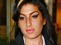 Amy Winehouse checked into hospital at the weekend after apparently injuring herself in a fall.