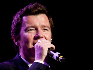 Rick Astley - The '80s pop icon reaches 44 at the weekend.