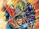 Brainiac and Superman