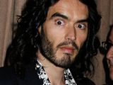 Russell Brand at the 2010 Annual Clive Davis Pre-Grammy Party - Arrivals held at the Beverly Hilton Beverly Hills.