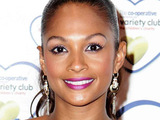 Alesha Dixon at the Launch of the Variety Club Gold Hearts Appeal
