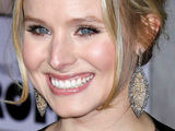 Kristen Bell at the Hollywood world premiere of her new romantic comedy 'When In Rome'