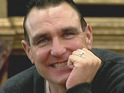 "Vinnie Jones says that while he has never been a hit with the ladies he has a ""big gay following."""