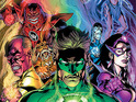 Green Lantern digital comics go on sale this weekend.