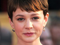 Carey Mulligan donates a dress she wore to an awards event to charity.