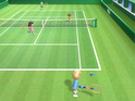 Steffi Graf and Andre Agassi promote Wii Sports Club for Wii U.