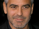 George Clooney confides in co-star Violante Placido while filming a love scene in The American.