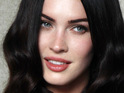 Megan Fox signs a deal with Armani to be the face of the company's new make-up collection.