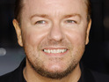 Ricky Gervais is to make a guest appearance in the new FX comedy Louie.
