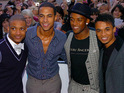 "JLS are ""honoured"" to be among the winners in this year's Silver Clef Awards."