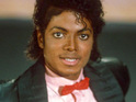 A conspiracy website claims that Michael Jackson is alive and masquerading as a burns victim.