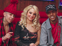 N-Dubz members Tulisa and Fazer are romantically involved, according to reports.