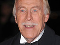 Bruce Forsyth says that he has loved working on the latest series of Strictly Come Dancing.