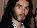 Russell Brand's father is reportedly glad his son has found the woman he wants to marry.