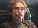 Jackie Earle Haley claims that he is happy for his Human Target role to remain a mystery.