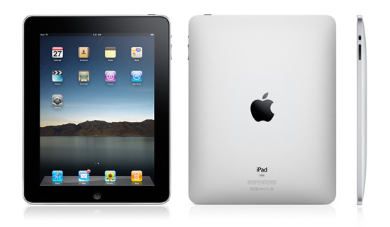 Apple iPad revealed