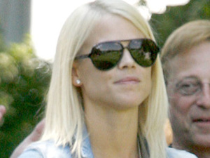 Tiger Woods' wife Elin Nordegren