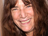 Patti Smith at the 'Objects of Life' opening reception in New York City