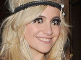 Pixie Lott leaving The Hard Rock Cafe in London after having performed there