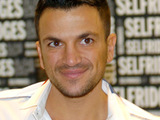 Peter Andre at a photocall to promote his new fragrance 'Unconditional' in Selfridges. Manchester, UK.