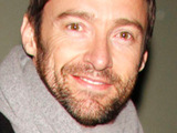 Hugh Jackman attending a performance of The Irish Repertory production of 'Ernest in Love', New York City