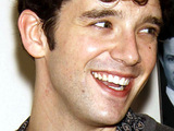 Michael Urie from 'Ugly Betty' at a photocall for the play 'The Temperamentals', New York City