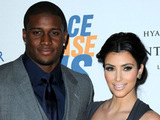 Kim Kardashian and boyfriend Reggie Bush