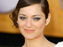 Marion Cotillard has dropped out of filming DeLillo adaptation Cosmopolis because she is pregnant.