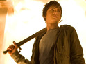 Logan Lerman searches for the Golden Fleece in the Percy Jackson sequel.