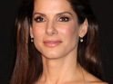 Sandra Bullock says that she found it hard to play a Christian Republican in The Blind Side.