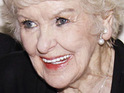 Elaine Stritch says that she likes the fact that her character only appears on 30 Rock occasionally.