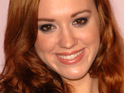 "Andrea Bowen jokes that she is always ""terrified"" when she reads Desperate Housewives scripts."