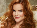 Marcia Cross chats about appearing in the final season of Desperate Housewives.
