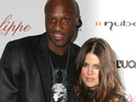 Khloe Kardashian shares details of her Valentine's Day with husband Lamar Odom.