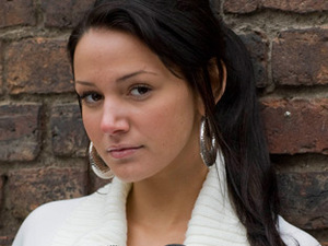Tina McIntyre from Coronation Street