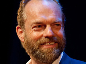 Hugo Weaving at the Russian Premiere of 'The Wolfman'