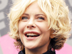 Meg Ryan attends the opening ceremony of Istanbul Fashion Week