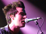 Kelly Jones of the Stereophonics in concert with the group at the Heineken Music Hall in Amsterdam, Holland