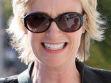 'Glee' villain Jane Lynch out and about in Melrose Avenue, California