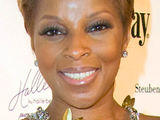 Mary J. Blige attending the Woman's Day magazine Seventh Annual Red Dress Awards held in New York City