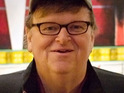 Michael Moore says that Canada should allow Americans who are hoping to avoid being drafted to war enter the country.