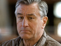 Robert De Niro is to receive the lifetime achievement award at January's Golden Globes.