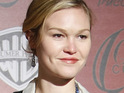 Dexter star Michael C. Hall reveals details of Julia Stiles's role on the series.