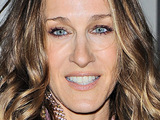 Sarah Jessica Parker attends a show at New York Fashion Week