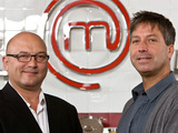 Gregg Wallace and John Torode from MasterChef