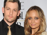 Joel Madden and Nicole Richie