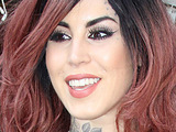Kat Von D attends the 2nd Annual Golden Gods Awards Nominees and Press Conference, Los Angeles